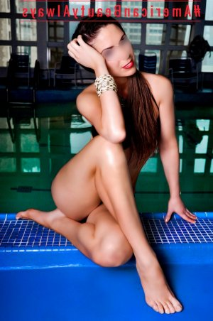 Nasthasia escort in Sugar Land TX