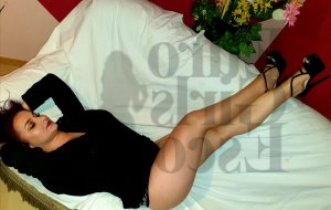 Alcidie escort girl in Upper St. Clair
