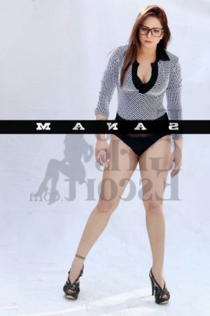 Sarah-anne escort girl